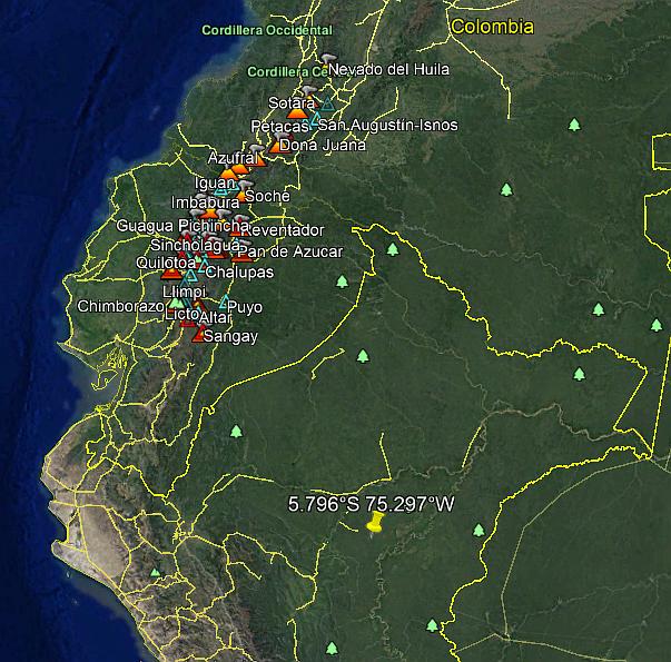 Chimborazo, 8 Sangay99