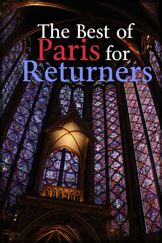 The Best of Paris for Returners