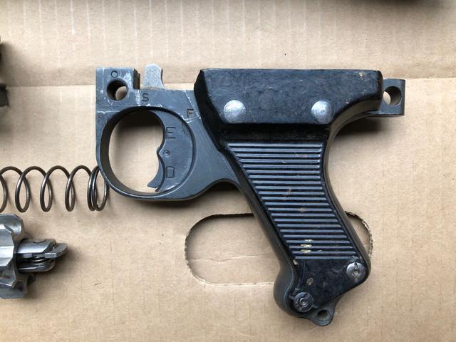 WTS/WTT: German MG34 partial parts set - The FAL Files