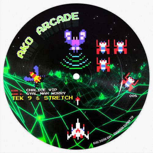 Download Tek 9 & Stretch - Chalice VIP / Gyal Nah Worry mp3