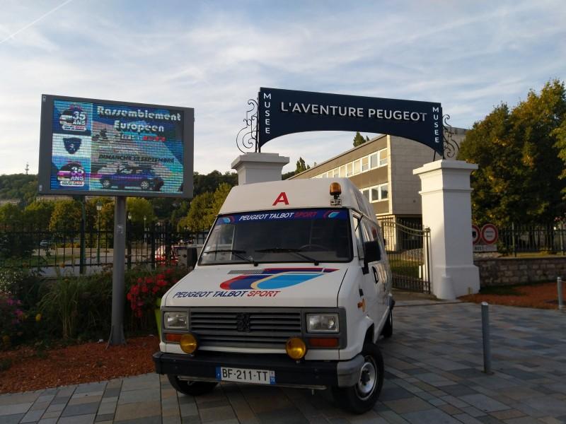 [25] 35 ans la 205 GTI sur la ligne bleue des Vosges - 13 au 15 septembre 2019 IMG-20190914-182219