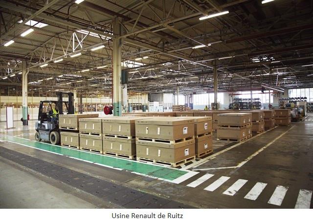 Renault Group signe un accord social et crée Renault ElectriCity: le pôle industriel électrique du nord de la France Usine-Renault-de-Ruitz-2