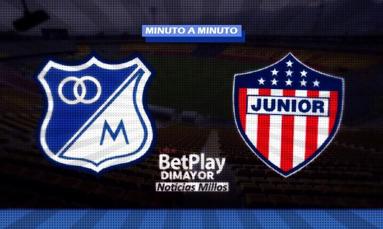 Millonarios vs Junior