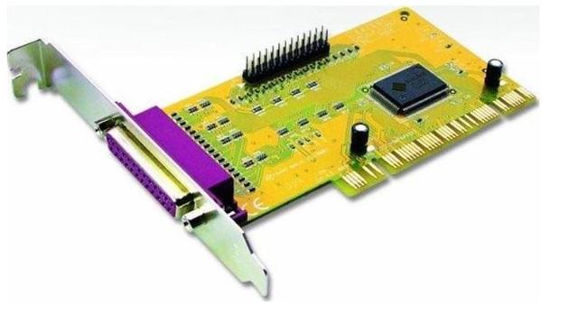 K: USB -> LPT alebo PCI karta s LPT