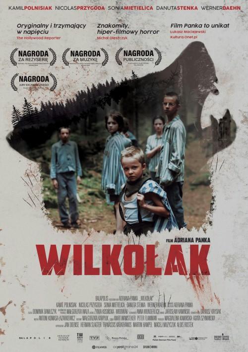 Wilkołak (2018) PL.480p.WEB-DL.XviD.DD2.0-HFu / Film Polski