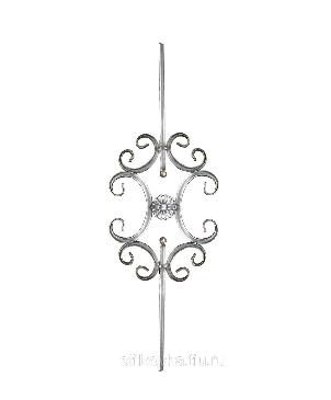 Декоративная балясина для оформления металлоконструкций
