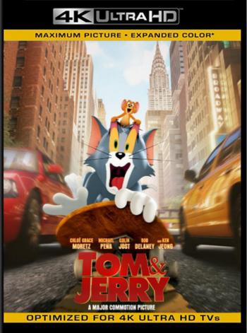 Tom y Jerry (2021) HMAX WEB-DL [2160p 4K] Latino [GoogleDrive] [zgnrips]