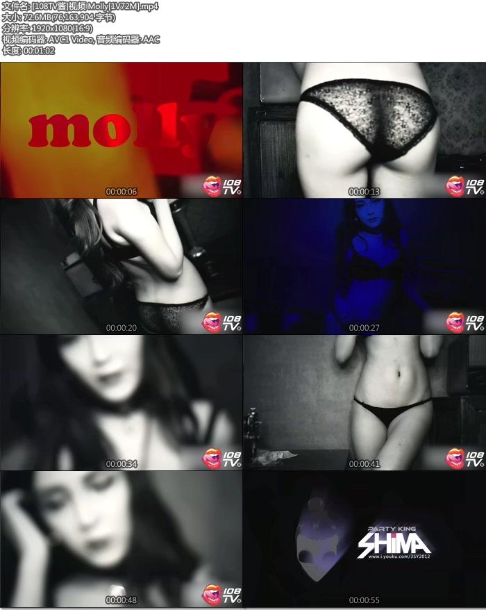 [108TV酱] Molly [MP4/72MB]