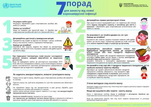 Коронавірус пам`ятки для ЗО 3