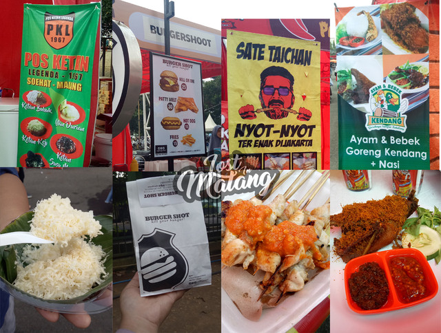 Pucuk Coolinary Festival Malang