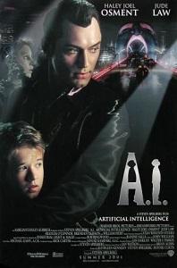 ხელოვნური ინტელექტი,A.I. ARTIFICIAL INTELLIGENCE