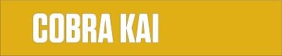 Kimonos y complementos con el logo de COBRA KAI