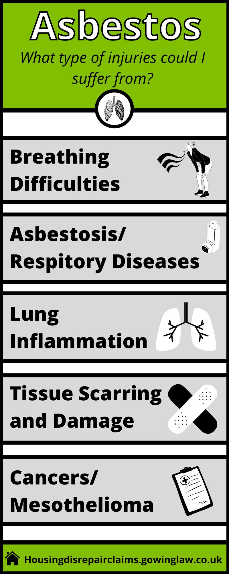 Asbestos Infographic