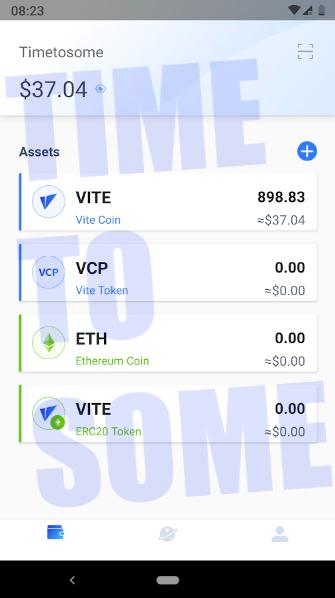 OPORTUNIDADE [Provado] Vite Wallet - Nova carteira com tokens Gratis - Android/iOS - (Actualizado em Junho de 2019) - Página 2 Last-VITwall