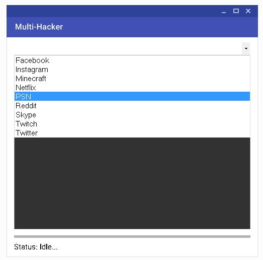 Multi Hack