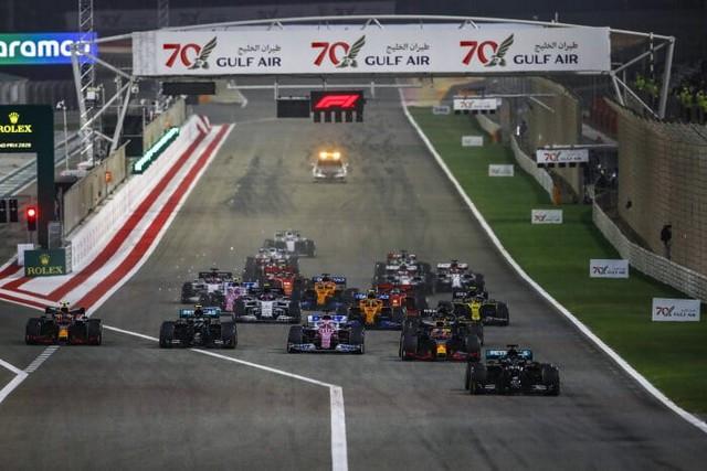 F1 GP de Bahreïn 2020 : Victoire  Lewis Hamilton  M253225-2020