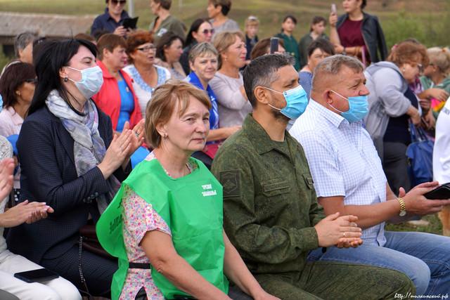 Жители Ульяновки выбрали новое настоящее и лучшее будущее