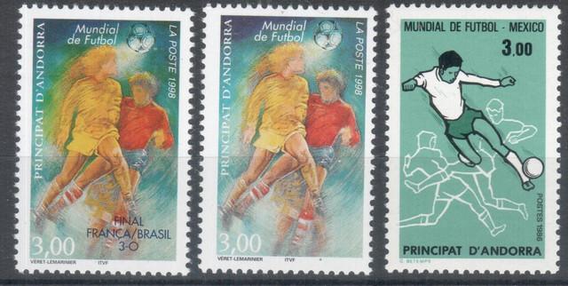 Andorre-Football