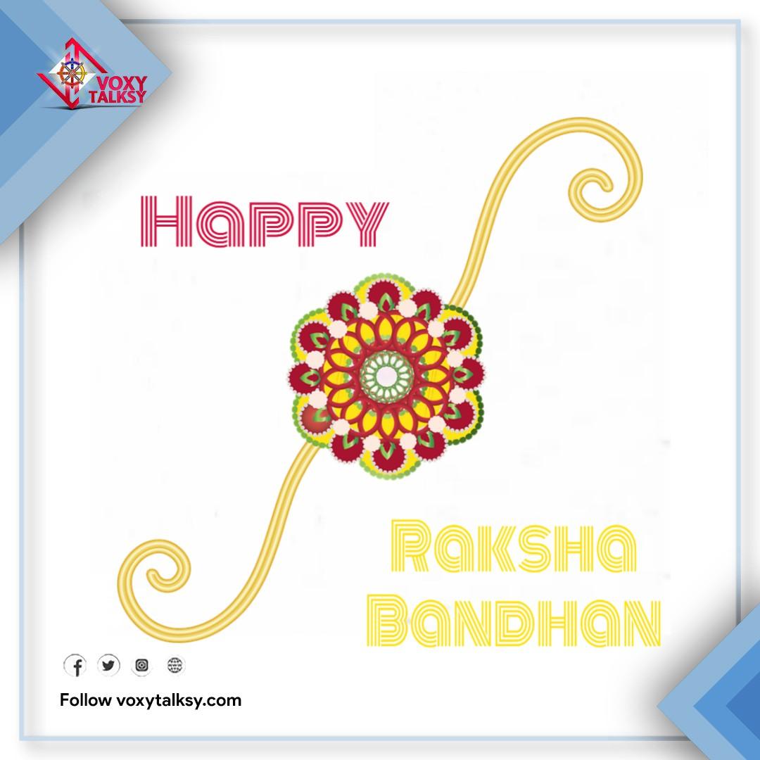 Rakhi 2020   Happy Raksha Bandhan   VoxyTalksy