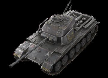 Премиум танк Defender Mk. 1 World of Tanks Blitz