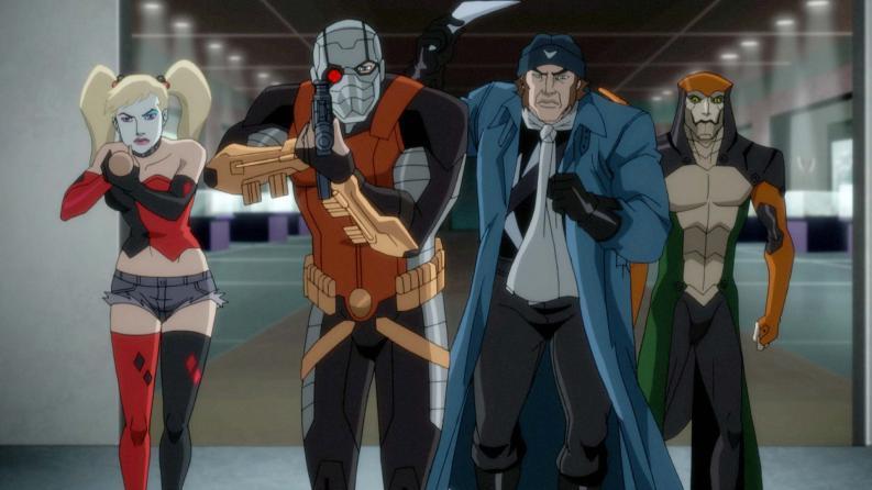 Suicide Squad (Escuadrón suicida): Hell to Pay