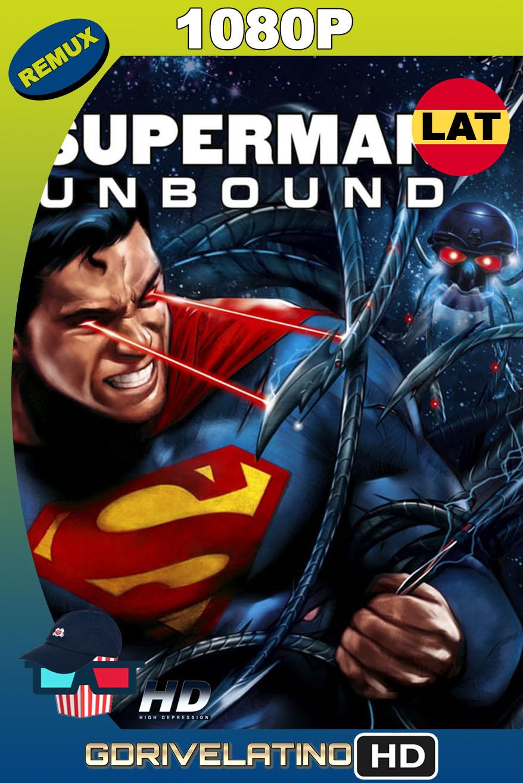 Superman: Sin Límites (2013) BDRemux 1080p Latino-Inglés MKV