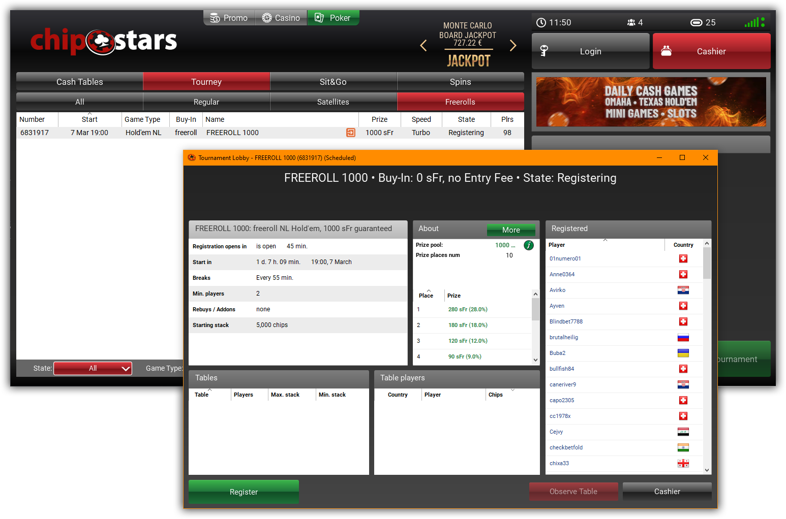 https://i.ibb.co/qx5xQDm/chipstars-2021-03-1000chf-freeroll-lobby.png