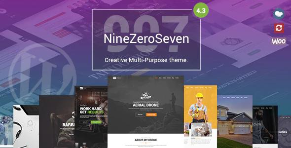 ThemeForest - 907 v4.3 - Responsive Multi-Purpose WordPress Theme - 4087140 - NULLED