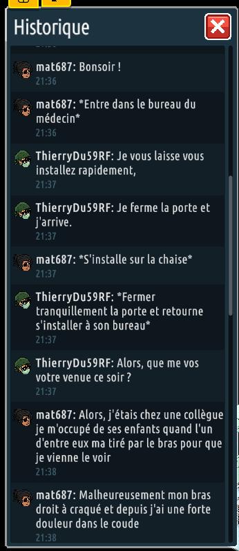 [C.H.U] Rapport d'action RP De ThierryDu59RF 2