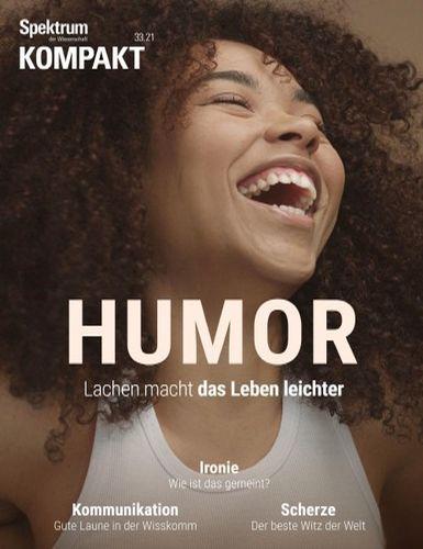 Cover: Spektrum der Wissenschaft Kompakt No 33 vom 23  August 2021