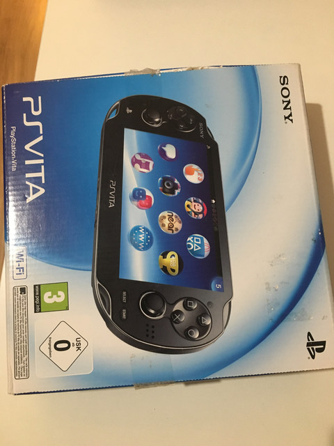 [Vendu] PS Vita Wifi enso sd2vita 128Go en boîte 80€ B393-E458-9-B58-46-FE-9-EE5-BBBC38-B91846