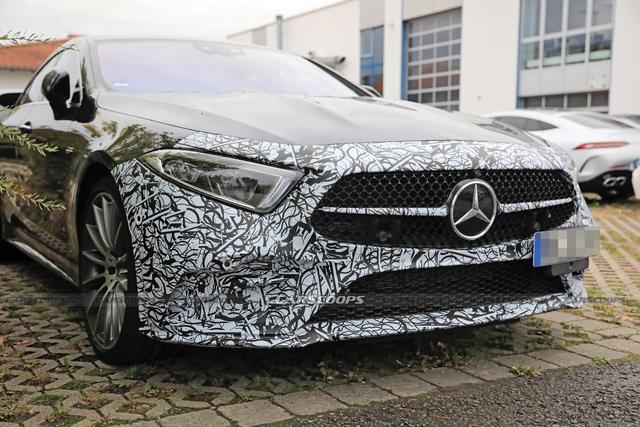 2018 - [Mercedes] CLS III  - Page 7 5-C452-D90-EC08-4995-8-A44-8-FDA8262-E02-D