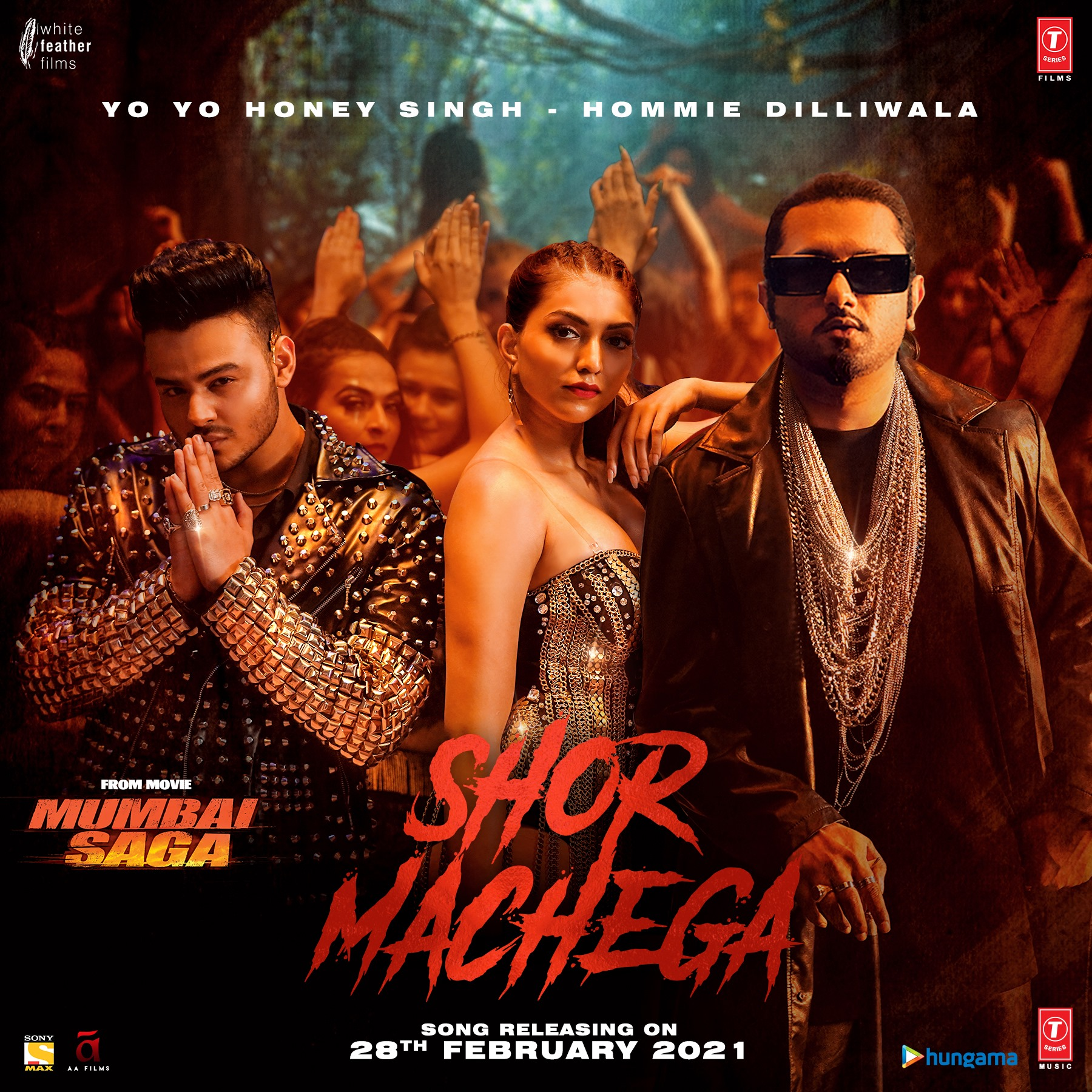 Shor Machega – Mumbai Saga (2021) Ft. Yo Yo Honey Singh & Emraan Hashmi HD
