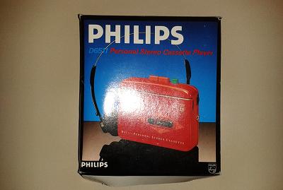 (VENDO) Walkman (Anni Ottanta) Philips D6511 PHIL01