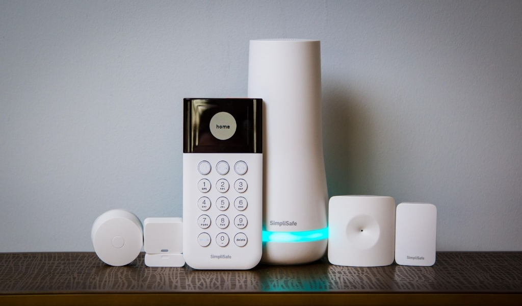 The Old Home Security System Smart