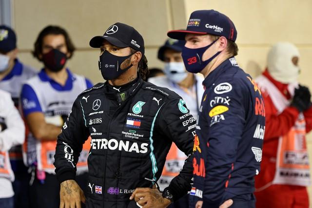 F1 GP de Bahreïn 2020 (éssais libres -1 -2 - 3 - Qualifications) M253072