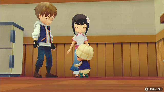 「牧場物語」系列首次在Nintendo SwitchTM平台推出全新製作的作品!  『牧場物語 橄欖鎮與希望的大地』 於今日2月25日(四)發售 065