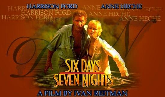Șase zile, șapte nopți online subtitrat