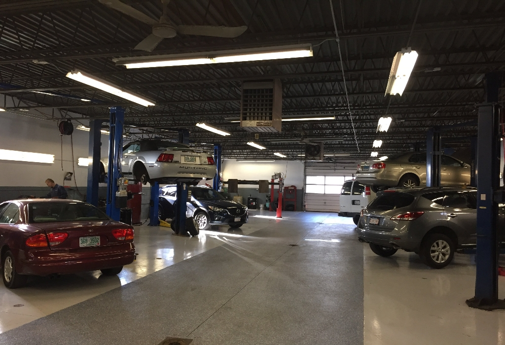 Auto Repair Used Clearance Cars