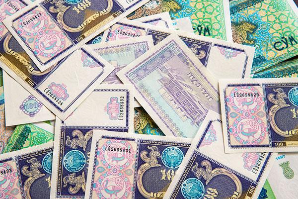 Uzbekistan Travel Guide Currency