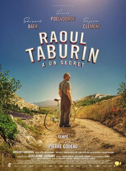 Tajemnica Raoula Taburina / Raoul Taburin (2018) PL.BDRip.XviD-KiT | Lektor PL