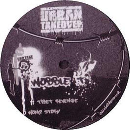 Wobble T - Tibet Revenge / Womp Story 2009