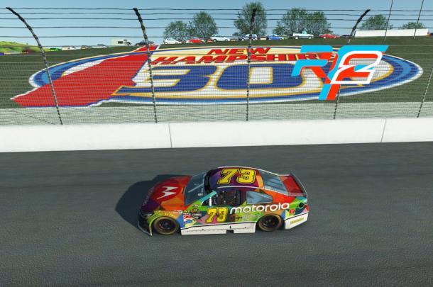 VRC NASCAR 2021 - Round 6 - New Hampshire