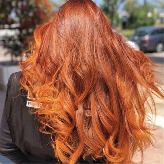 Ombre -hair-color
