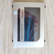 "P: 2.5"" SSD Crucial MX200 500GB"