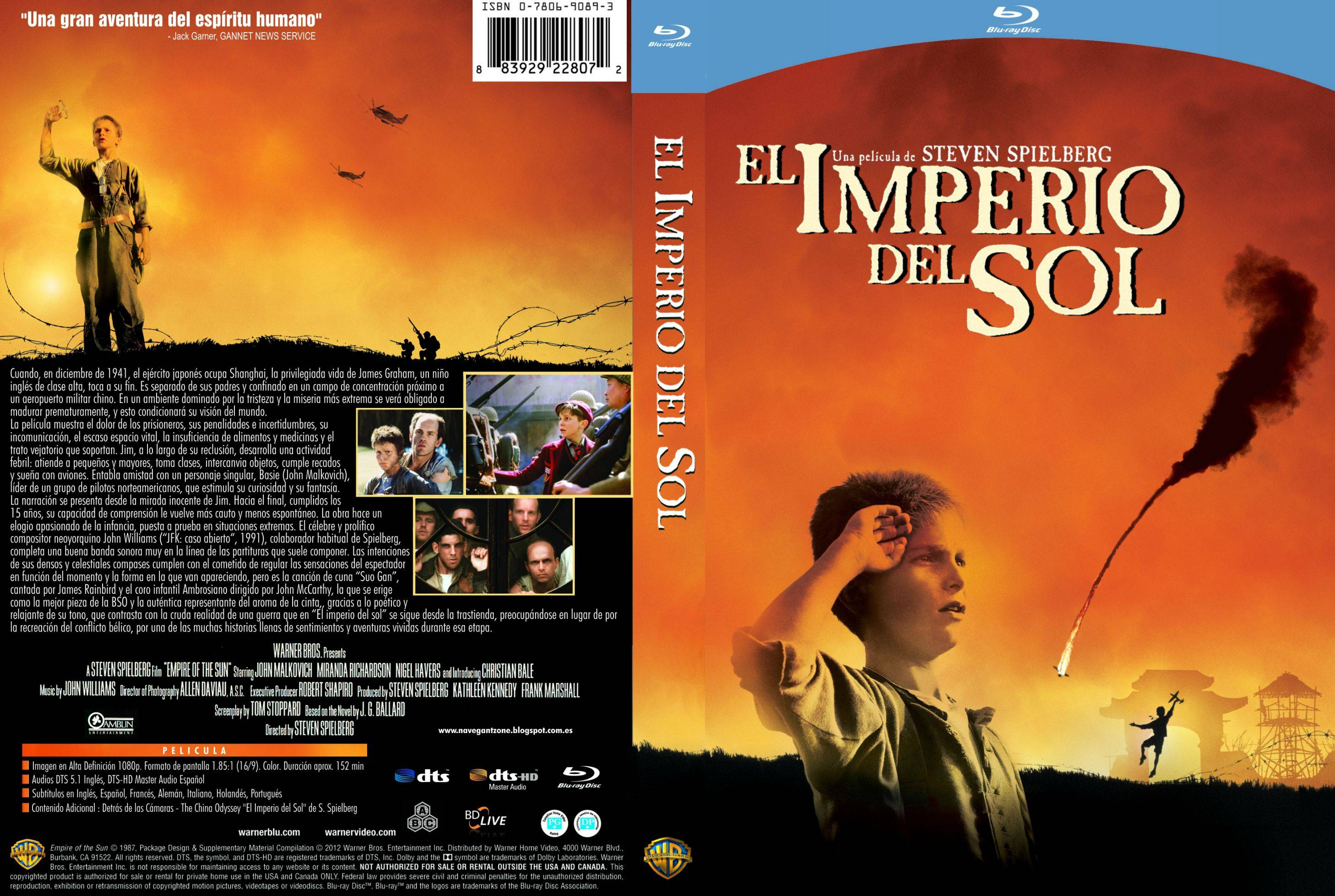 El Imperio Del Sol (1987) x265 10 Bits 1080p