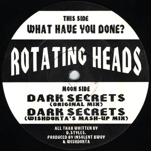 Download Rotating Heads - What Have You Done? / Dark Secrets mp3