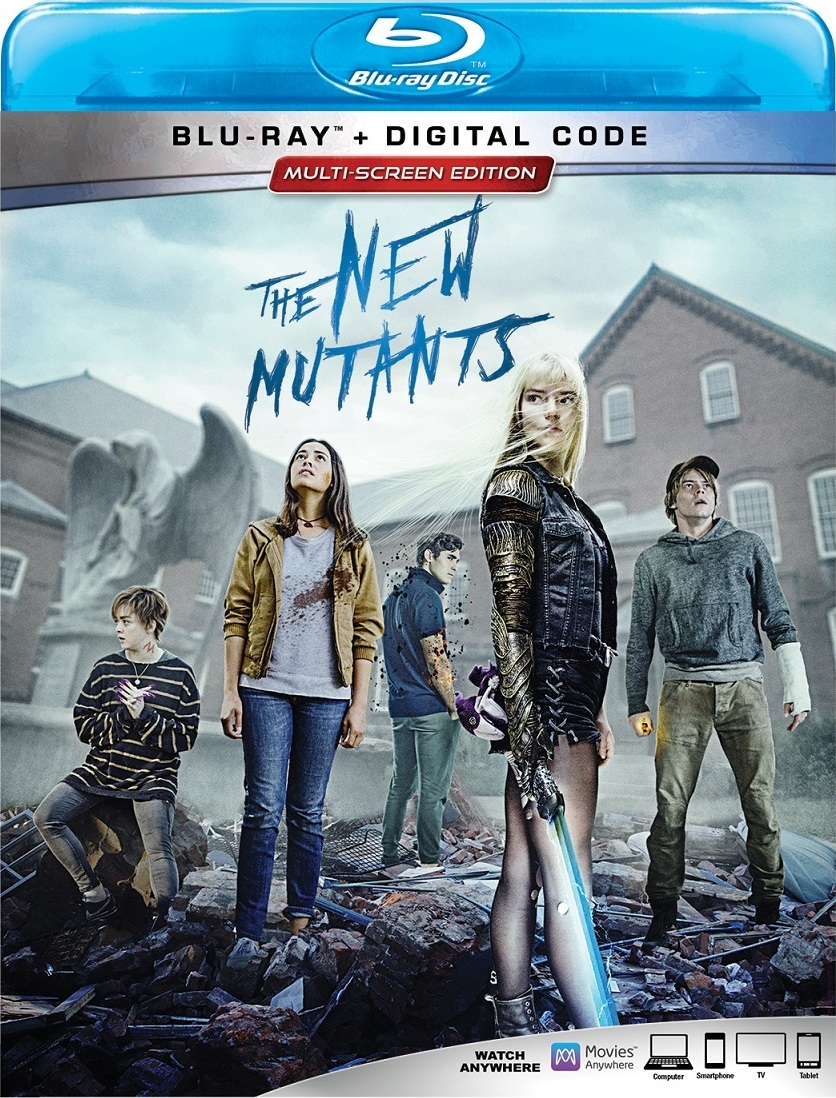 The New Mutants 2020 English 720p BluRay ESub 800MB | 400MB Download