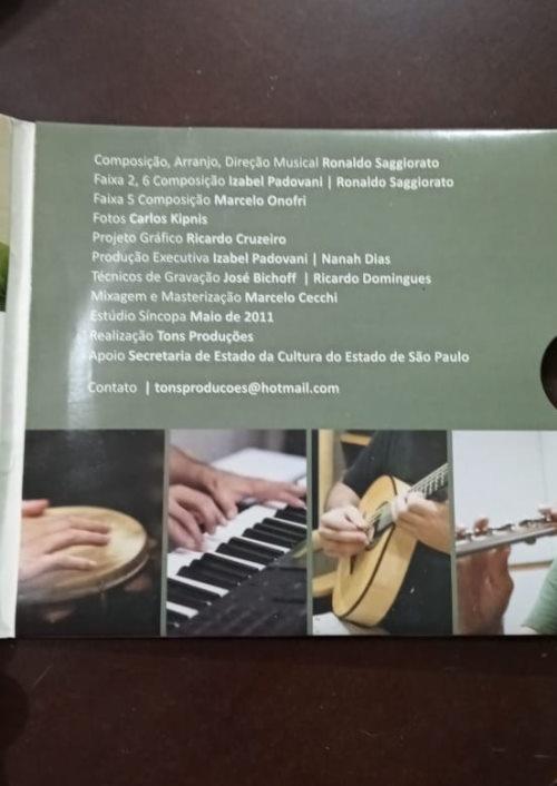 CD Ares do baixista Ronaldo Saggiorato - Obrigado, Joabi!!  Disco2