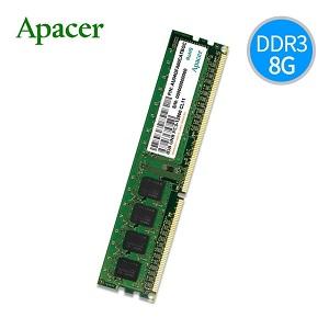 RAM Apacer Longdimm DDR3 8GB